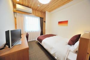 Tennen Onsen Taho-no-Yu Dormy Inn Niigata, Отели  Ниигата - big - 11