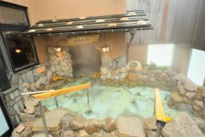 Tennen Onsen Taho-no-Yu Dormy Inn Niigata, Отели  Ниигата - big - 22