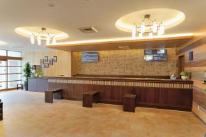 Tennen Onsen Taho-no-Yu Dormy Inn Niigata, Отели  Ниигата - big - 18