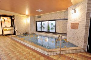 Tennen Onsen Taho-no-Yu Dormy Inn Niigata, Отели  Ниигата - big - 20