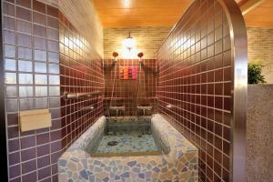 Tennen Onsen Taho-no-Yu Dormy Inn Niigata, Отели  Ниигата - big - 14