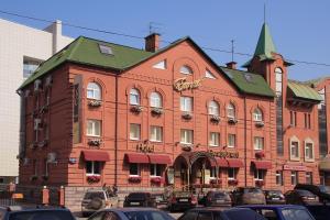 Пермь - Hotel Eurotel