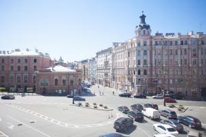 Tolstoy Hostel
