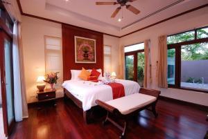 Les Palmares Villas, Курортные отели  Банг Тао Бич - big - 43