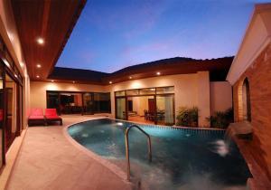 Les Palmares Villas, Курортные отели  Банг Тао Бич - big - 44