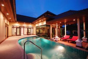 Les Palmares Villas, Курортные отели  Банг Тао Бич - big - 1
