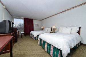 Americas Best Value Inn Cleveland Airport, Hotely  Brook Park - big - 7