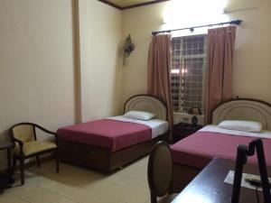 Thanh Thanh Hotel, Szállodák  Da Nang - big - 8