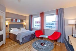 Thon Hotel Lillestrøm, Hotely  Lillestrøm - big - 6