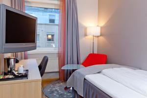 Thon Hotel Lillestrøm, Hotely  Lillestrøm - big - 16