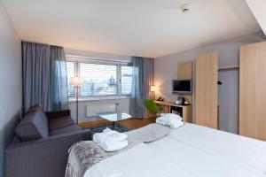 Thon Hotel Lillestrøm, Hotely  Lillestrøm - big - 13