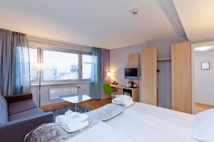 Thon Hotel Lillestrøm, Hotely  Lillestrøm - big - 8