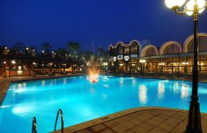 The Oasis Hotel Pyramids Giza