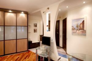 Studio Apartment at Volgogradsky prospect