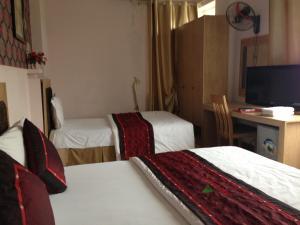Red Sunset Hotel, Отели  Ханой - big - 22