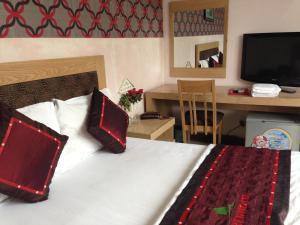 Red Sunset Hotel, Отели  Ханой - big - 23