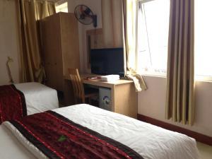 Red Sunset Hotel, Отели  Ханой - big - 24