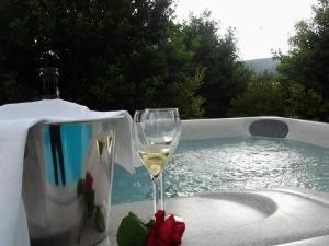 Casa Di Campagna In Toscana, Загородные дома  Совичилле - big - 136
