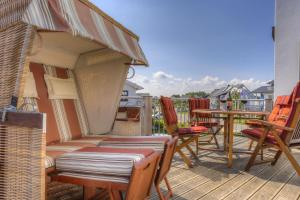 Ferienwohnungen Strandvilla Börgerende, Apartmány  Börgerende-Rethwisch - big - 65