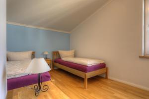 Ferienwohnungen Strandvilla Börgerende, Apartmány  Börgerende-Rethwisch - big - 33