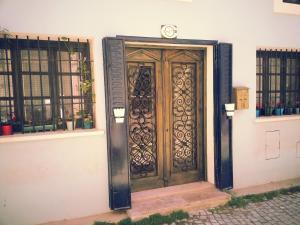 Ayvalik Blue House, Гостевые дома  Айвалик - big - 12