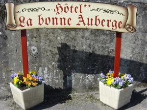 La Bonne Auberge - Hotel - Ségny