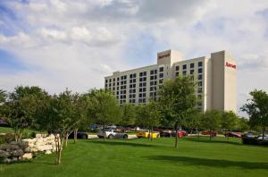 Dallas/Fort Worth Marriott Hotel & Golf Club at Champions Circle, Hotely  Roanoke - big - 9