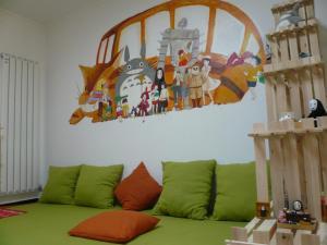 Xi'an Totoro Hostel
