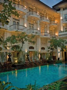 The Phoenix Hotel Yogyakarta - MGallery by Sofitel, Hotels  Yogyakarta - big - 47