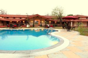 Infinity Resorts Kanha, Курортные отели  Lagma - big - 12