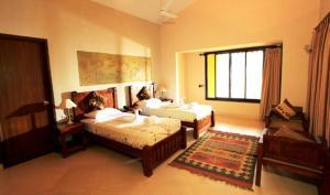 Infinity Resorts Kanha, Курортные отели  Lagma - big - 9