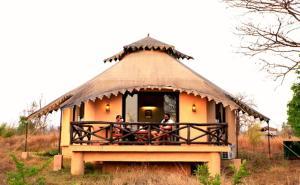 Infinity Resorts Kanha, Курортные отели  Lagma - big - 10