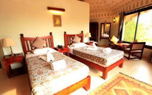 Infinity Resorts Kanha, Курортные отели  Lagma - big - 14