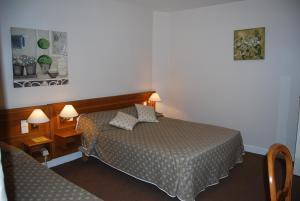 Le Terminus des Pèlerins, Hotels  Rocamadour - big - 4