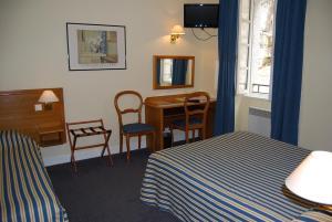 Le Terminus des Pèlerins, Hotels  Rocamadour - big - 9