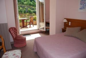 Le Terminus des Pèlerins, Hotels  Rocamadour - big - 11