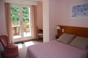 Le Terminus des Pèlerins, Hotels  Rocamadour - big - 41