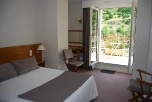 Le Terminus des Pèlerins, Hotels  Rocamadour - big - 2