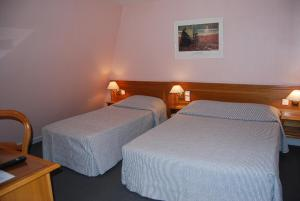 Le Terminus des Pèlerins, Hotels  Rocamadour - big - 29