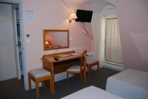 Le Terminus des Pèlerins, Hotels  Rocamadour - big - 18