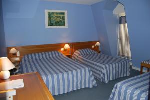 Le Terminus des Pèlerins, Hotels  Rocamadour - big - 19