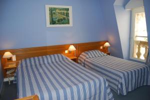 Le Terminus des Pèlerins, Hotels  Rocamadour - big - 20