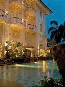 The Phoenix Hotel Yogyakarta - MGallery by Sofitel, Hotels  Yogyakarta - big - 11