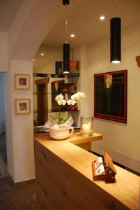 Aparthotel Pichler, Aparthotels  Colle Isarco - big - 60