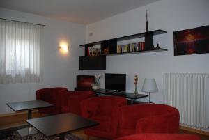 Aparthotel Pichler, Aparthotels  Colle Isarco - big - 54