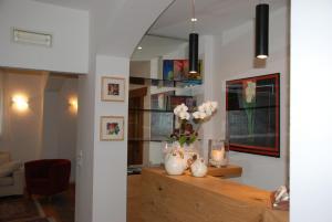 Aparthotel Pichler, Aparthotels  Colle Isarco - big - 58