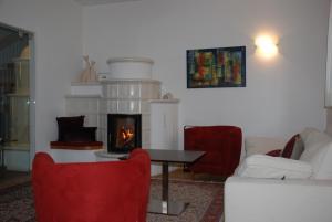 Aparthotel Pichler, Aparthotels  Colle Isarco - big - 62