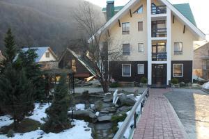 Красная Поляна - Bering Hotel