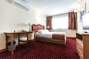 Отель Чагала Атырау - фото 17