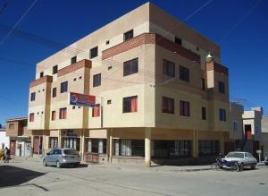 Hotel Frontera, Hotely  La Quiaca - big - 1